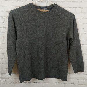 John Ashford Adventure Gray Men Sweater Size XL